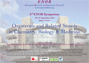 enors meeting dijon 2012