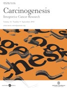 couverture carcinogenesis sept2010